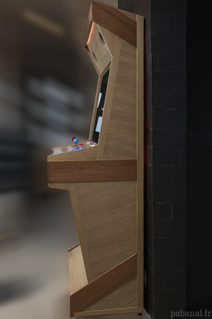Profil Borne d'Arcade