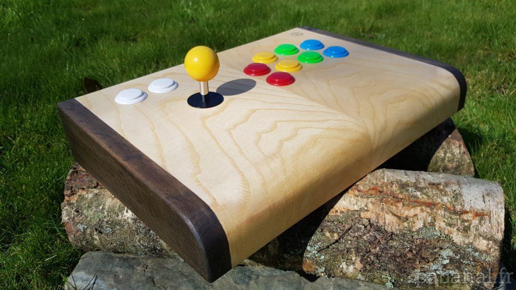 Stick Arcade PABANAL Sans fil1