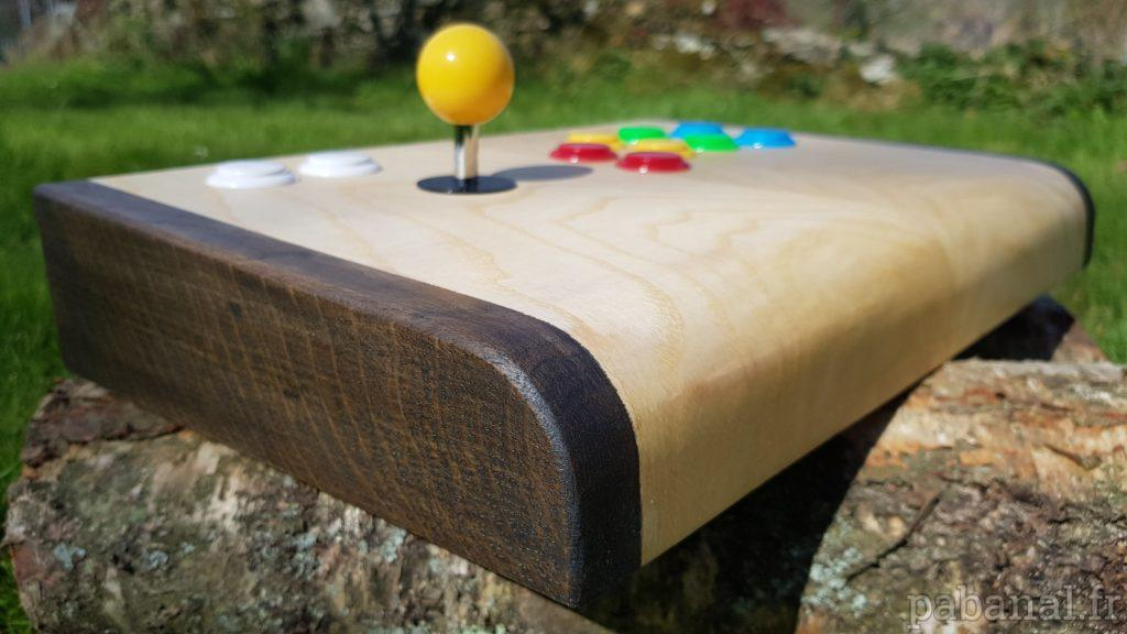 Stick Arcade PABANAL Sans fil4
